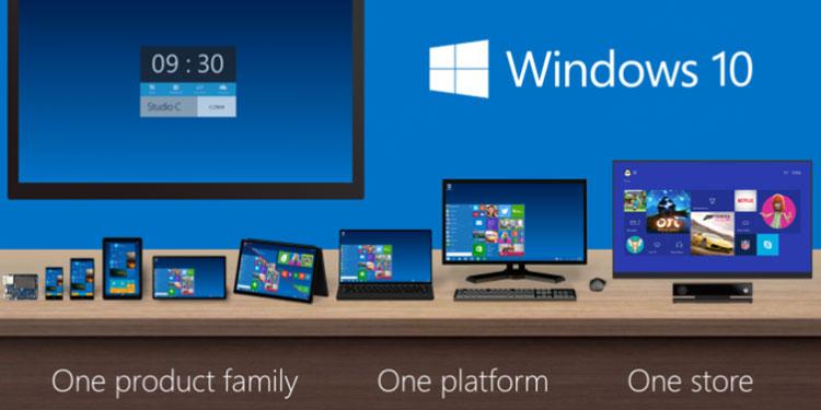 Microsoft Akan Segera Rilis Windows 10 Pro Untuk Workstation