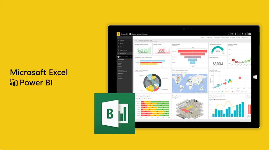 Bagaimana Memaksimalkan Fungsi Power View dalam Microsoft Excel Power BI?