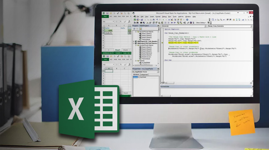 Cara Membuat Fungsi Pada Excel dengan Menggunakan Macro / VBA