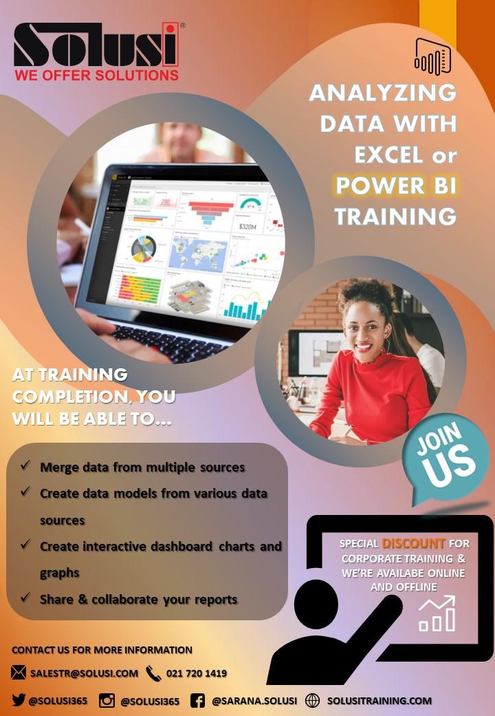 Training Excel Power BI